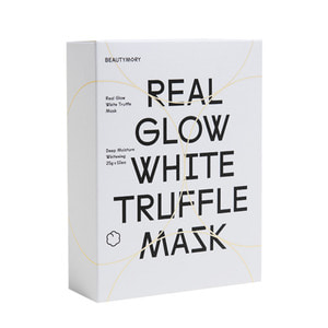 BEAUTYMORY Real Glow White Truffle Mask 10ea