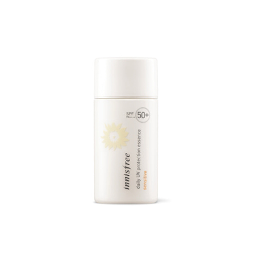innisfree Daily UV Protection Essence Sensitive SPF 50+ PA++++ 50ml