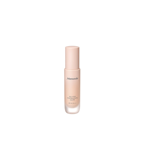 MAMONDE All Stay Foundation Glow SPF50+ PA++++ 30ml