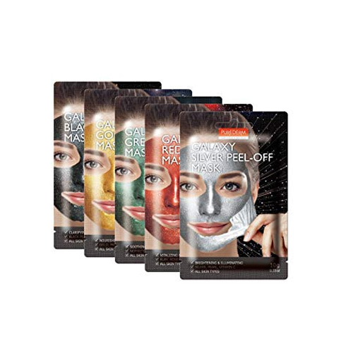 PUREDERM Galaxy Peel-Off Mask 10g