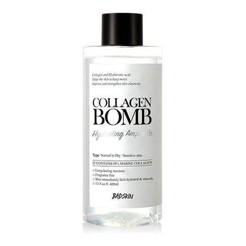 [TIME DEAL] BADSKIN Collagen Bomb Hydrating Ampoule 400ml