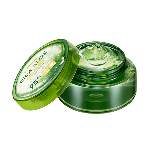[TIME DEAL] MISSHA Premium Cica Aloe Soothing Gel 300ml