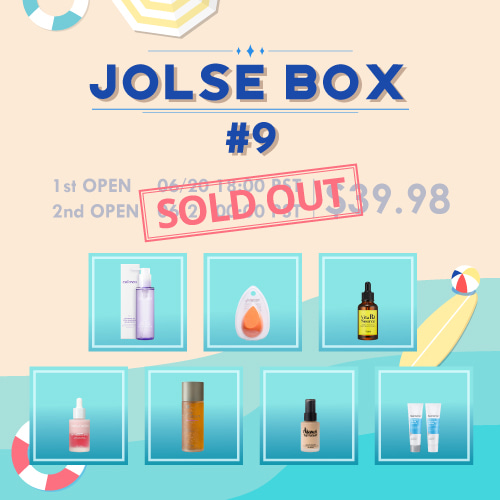 JOLSE BOX #9 SOLD OUT