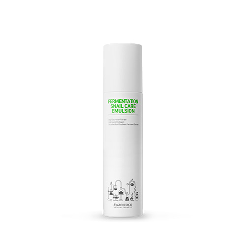 [TIME DEAL] SWANICOCO Fermentation Snail Care Emulsion 120ml