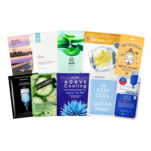 Mask Sheet Trial Kit (Icy)