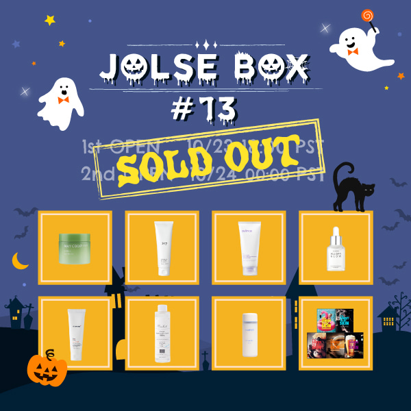 JOLSE BOX #13 SOLD OUT